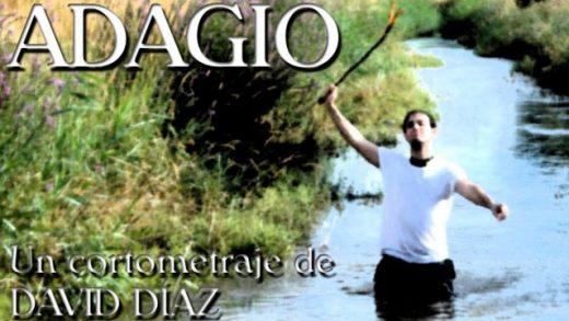 Adagio. Cortometraje escrito y dirigido por David Díaz