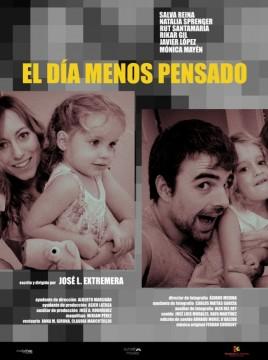 El día menos pensado cortometraje cartel poster
