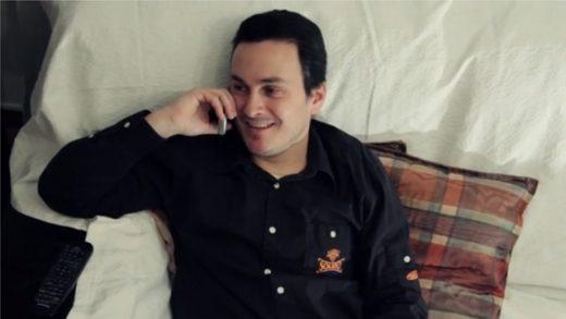 Carpe Diem. Cortometraje español de Rubén Trujillo Yranzo