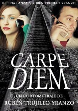 Carpe Diem cortometraje cartel poster