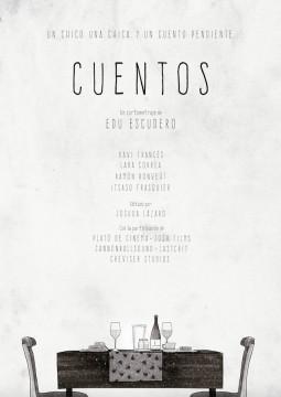 Cuentos cortometraje cartel poster
