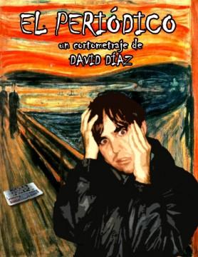 El periodico cortometraje cartel poster