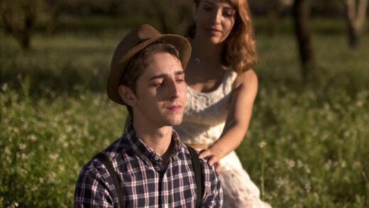 Eras mis ojos. Cortometraje y drama español de José Riera