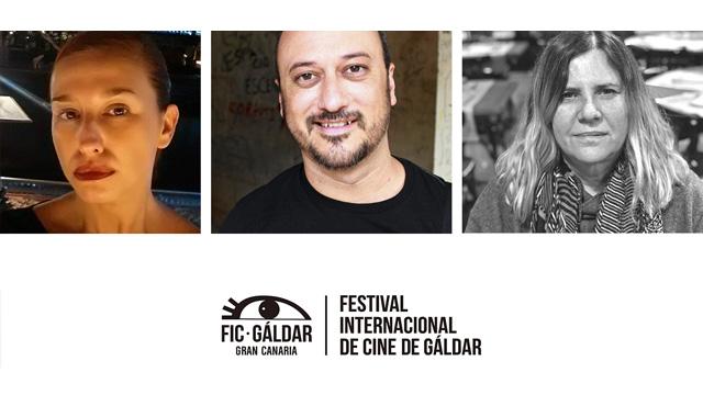 Profesionales de la producción cinematográfica y de la interpretación se unen en el jurado de Gáldar Rueda 2018