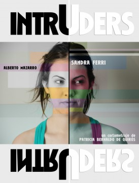 Intruders cortometraje cartel poster