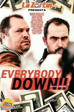 Everybody Down cortometraje cartel poster