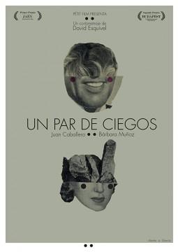 Un par de ciegos cortometraje cartel poster
