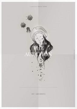 La prueba cortometraje cartel poster