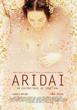 Aridai cortometraje cartel poster