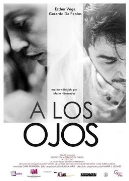 A los ojos cortometraje cartel poster