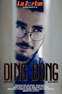 Ding Dong cortometraje cartel poster