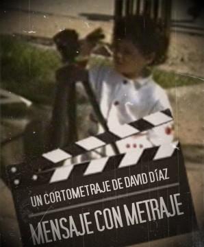 Mensaje con metraje cortometraje cartel poster