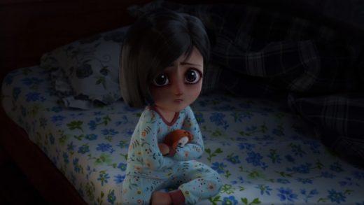 Midnight Story. Cortometraje de animación tailandés de terror