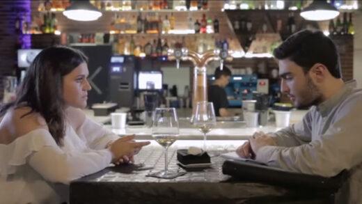 Por llamar la atención. Cortometraje y drama español de Aitor Merelas