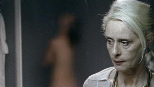 Retrato de mujer blanca con navaja. Cortometraje español Carlos Ceacero