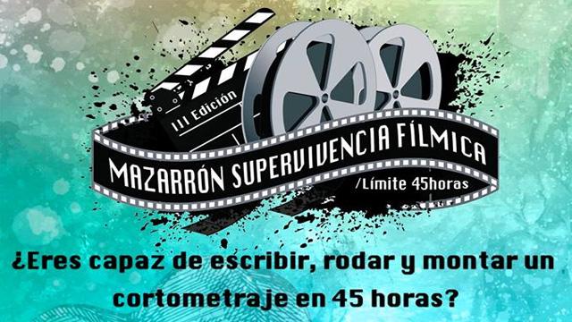 """Tercera edición del festival """"Mazarrón Supervivencia Fílmica"""""""