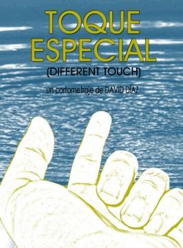 Toque especial cortometraje cartel poster