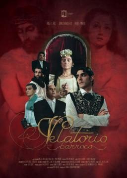 Velatorio (Barroco) cortometraje cartel poster