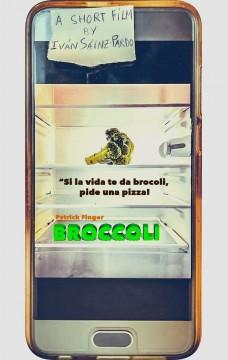 Broccoli cortometraje cartel poster