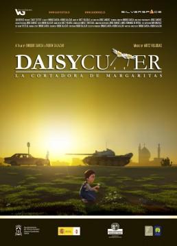 Daisy Cutter cortometraje cartel poster