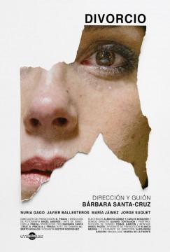 Divorcio cortometraje cartel poster