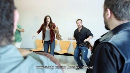 Everybody Down!! Cortometraje y comedia de Jaime Maestre