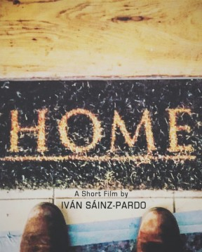 Home cortometraje cartel poster