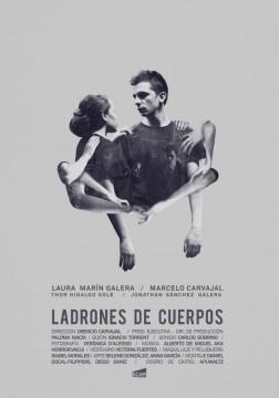 Ladrones de cuerpos cortometraje cartel poster