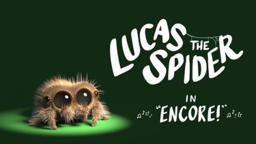 Lucas the Spider - Encore Cortometraje de animación Joshua Slice