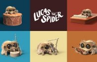 Lucas the Spider – One Man Band. Cortometraje animación Joshua Slice