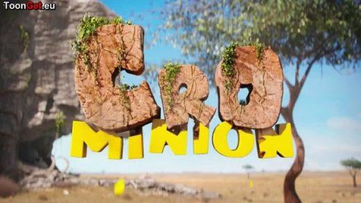 Minions: Cro Minion. Cortometraje y comedia de animación