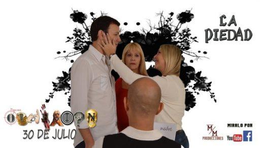 Obsesión Episodio 1 - La Piedad. Webserie de Marcelo Kozakiewicz