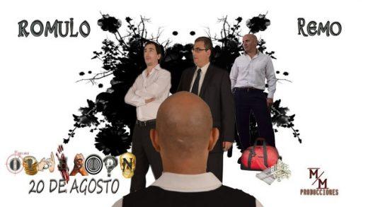 Obsesión Episodio 4 - Rómulo y Remo. Webserie de Marcelo Kozakiewicz