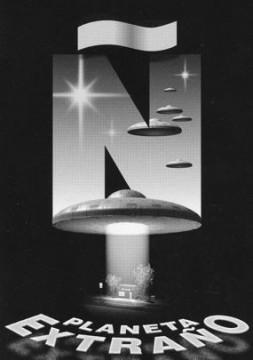 Planeta extraño cortometraje cartel poster