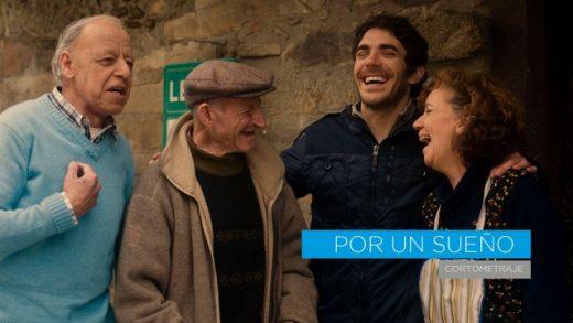 Por un sueño. Cortometraje español de Sergio Mediavilla
