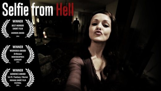 Selfie from Hell. Cortometraje alemán de terror de Erdal Ceylan