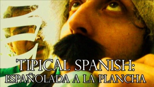 Tipical Spanish: Españolada a la plancha. Cortometraje de David Díaz