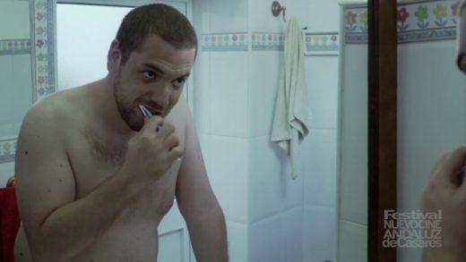 Un hombre con suerte. Cortometraje español de José Segura