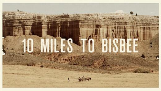 10 Miles to Bisbee. Cortometraje y western español de Oriol Rigata