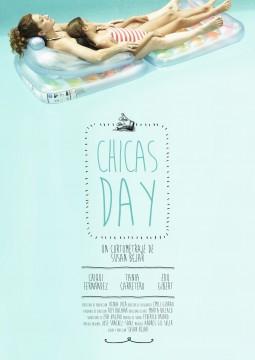 Chicas Day cortometraje cartel poster