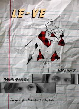 Le-Ve cortometraje cartel poster