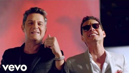 Deja que te bese - Alejandro Sanz ft. Marc Anthony. Vídeoclip