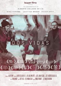 Dos vidas cortometraje cartel poster