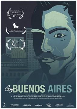 Soy Buenos Aires cortometraje cartel poster