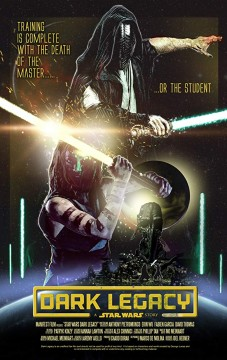Dark Legay A Star Wars Story cortometraje cartel poster