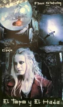 El topo y el hada cortometraje cartel poster