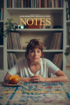 Notes cortometraje cartel poster