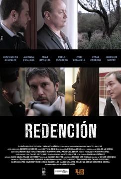 Redencion cortometraje cartel poster