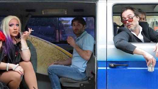 Sobre ruedas. Cortometraje español de Marcos Sastre