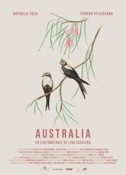 Australia cortometraje cartel poster